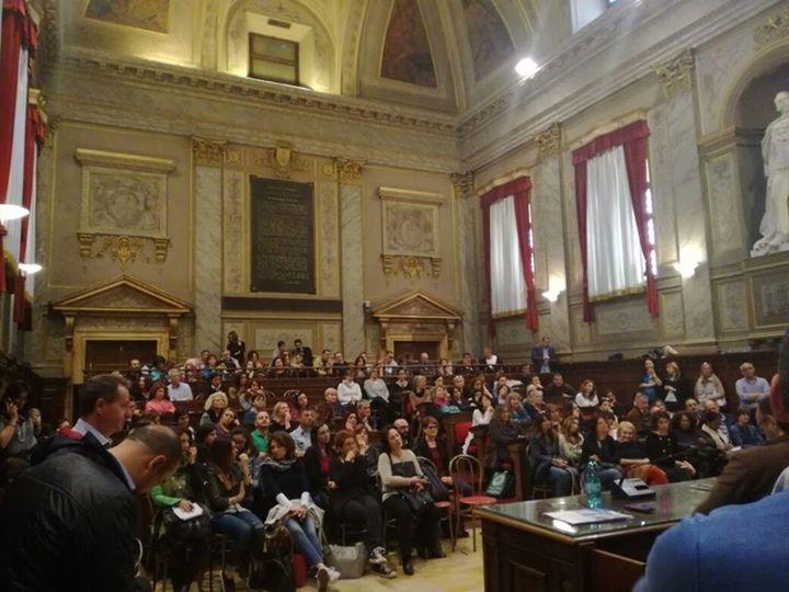 Assemblea lavoratori centri per l'impiego di Roma