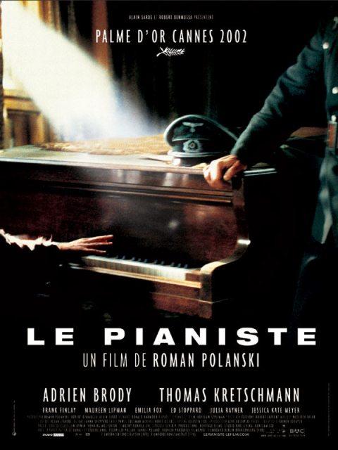 le pianiste affiche