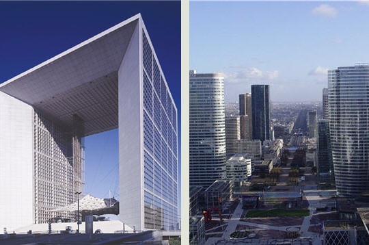 paris la defense arche