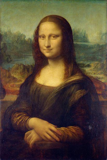 HDA Vinci la Joconde