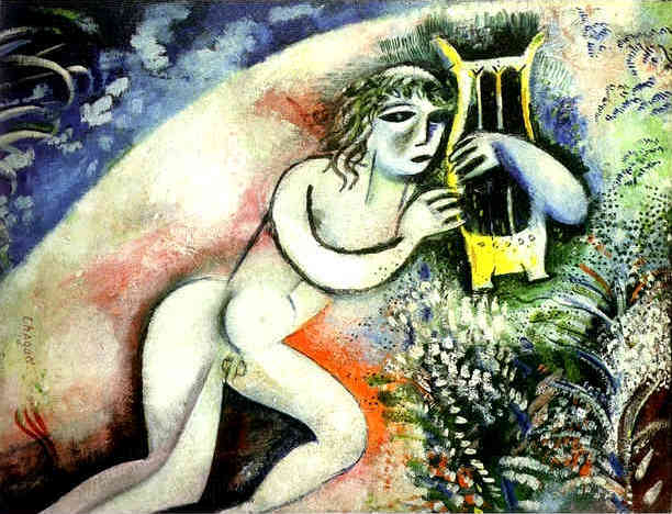 hda chagall-orphee