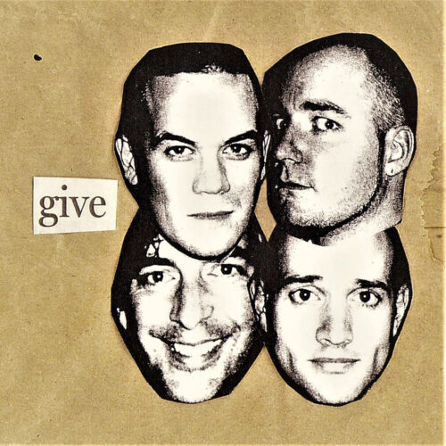 """Feeling Good"": new GIVE track as promised"