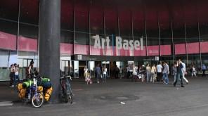 Messe / foire de Bâle réaménagé par l'agence Herzog & de Meuron
