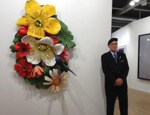 Jeff Koons Art | Basel 2013 (Oeuvre : droits réservés aux ayants droits / photo : alain walther)
