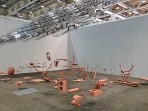 Michael Joo Art | Basel 2013 (Oeuvre : droits réservés aux ayants droits / photo : alain walther)