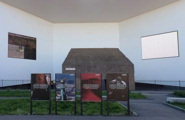 Exposition Steve McQueen au Schaulager à Bâle. Dimanche 11 août 2013. Photo alain walther