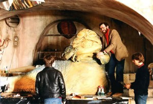 Making Star Wars Jabba