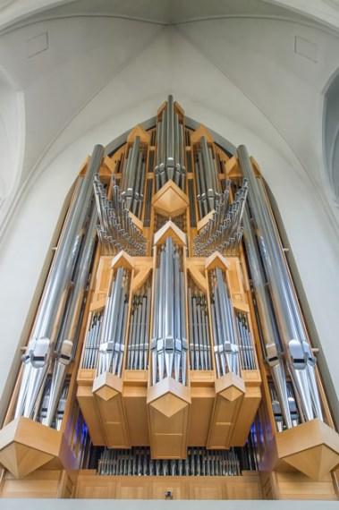 Hallgrímskirkja Organ
