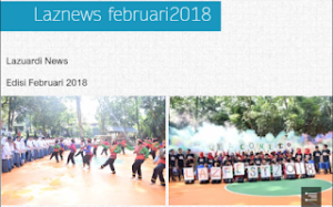 LazNews Februari 2018