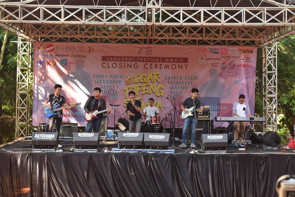 Lazuardi Festival, 2019, Sigar Topeng Satwika