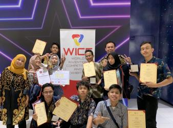 International Achievement – World Invention Competition and Exhibition (WICE)