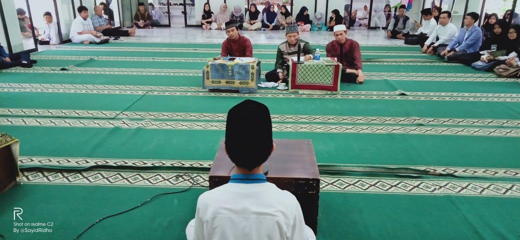 Sekilas dari Lomba Tahfidz