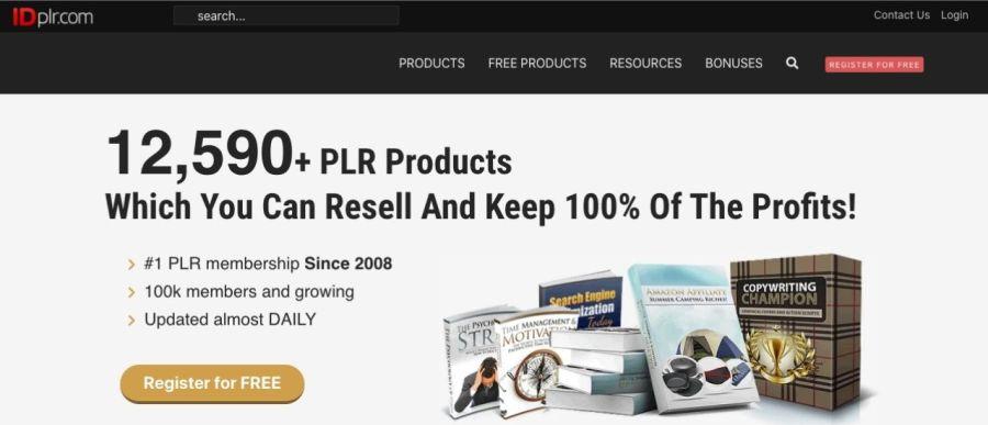 idplr-best-plr-membership-site