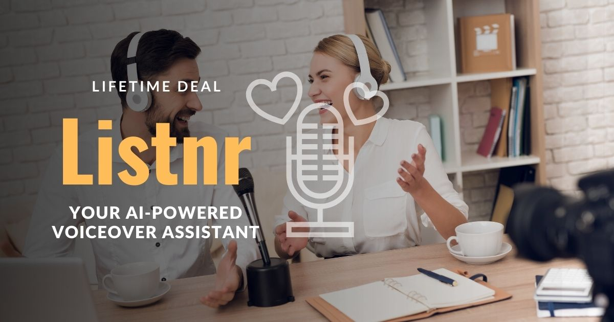 Listnr-Appsumo-Lifetime-Deal