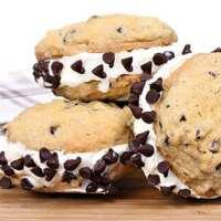 Keto Lemon Cream Cookie Sandwiches Recipe