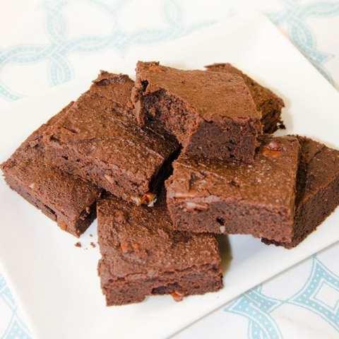 Easy Low Carb Keto Brownies recipe