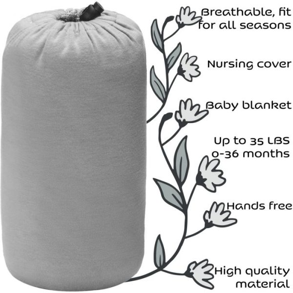 Baby Sling Wrap More Features