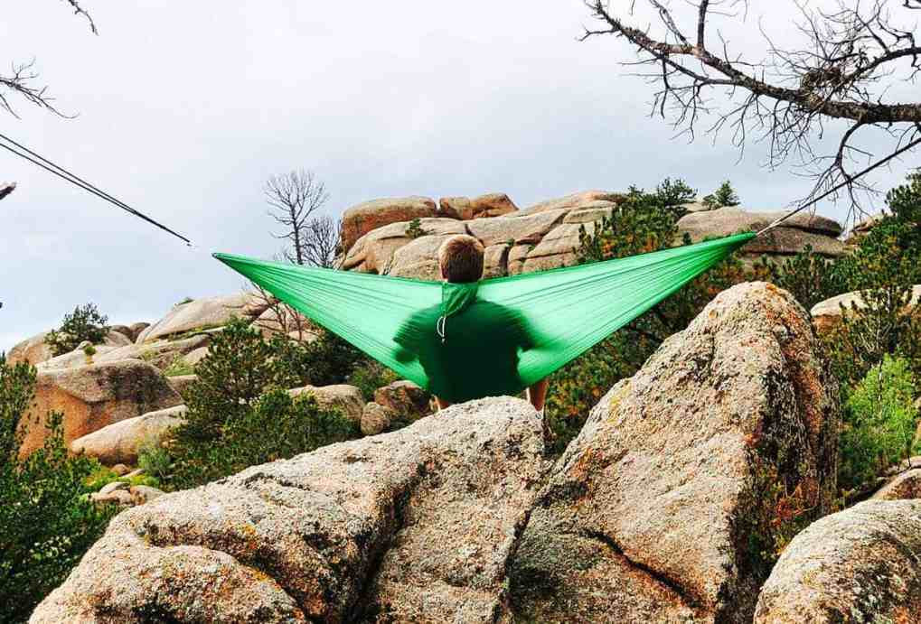 Getting to know your Hammock