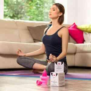 Menstrual Cups Set Benefits