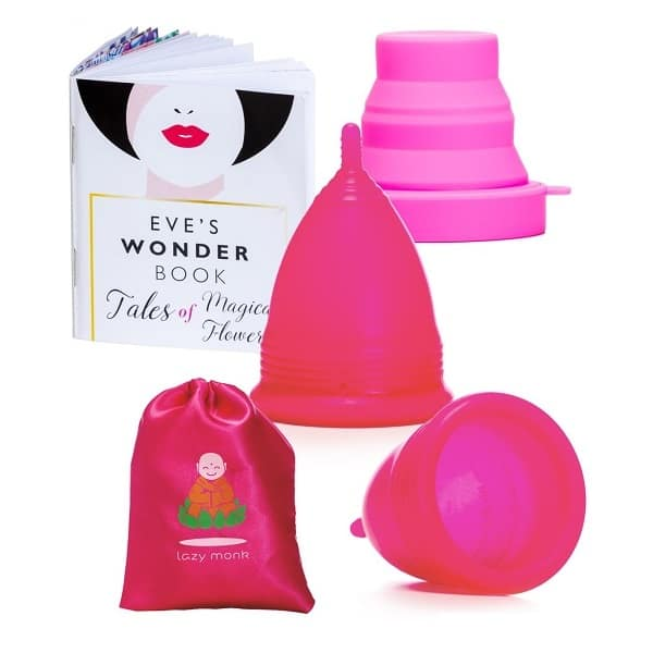 Menstrual Cups Set Main