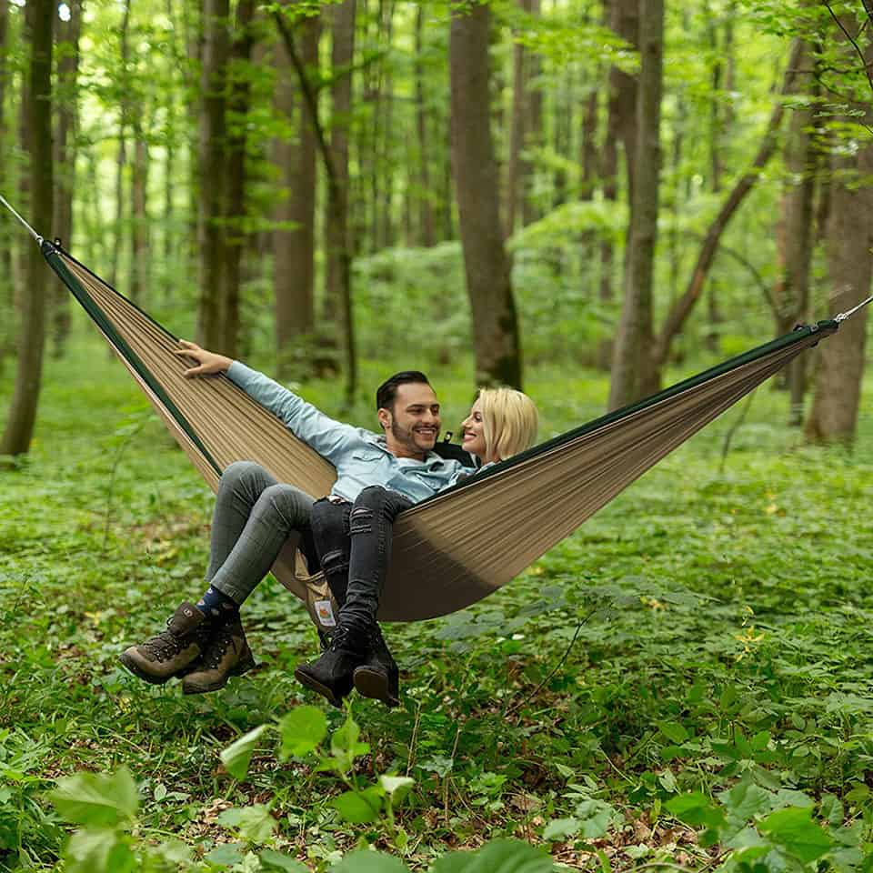Double Camping Hammock for 2 person