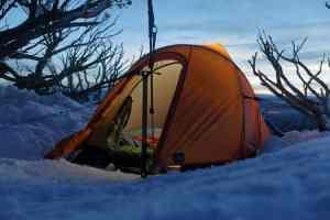 Tents or Hammock