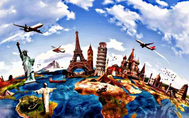 Putishestvie Всемирный день туризма