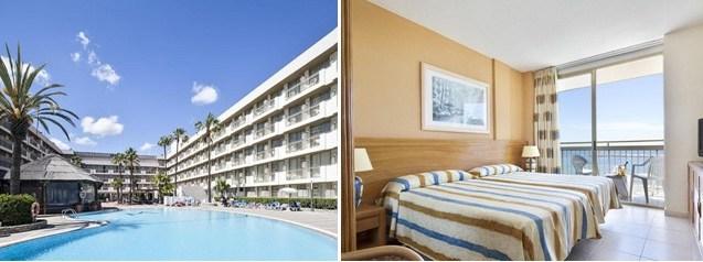 Spain33 Испания. Сеть отелей BEST