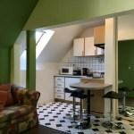 kambarys147-1 № 202. Двухкомнатный апартамент
