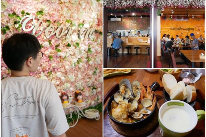 高雄鳳山網美餐廳   朵映花花世界-高人氣寵物友善餐廳,聚餐下午茶外拍都推薦~