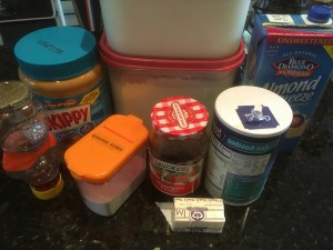 Peanut Butter and Jelly Thumbprint ingredients