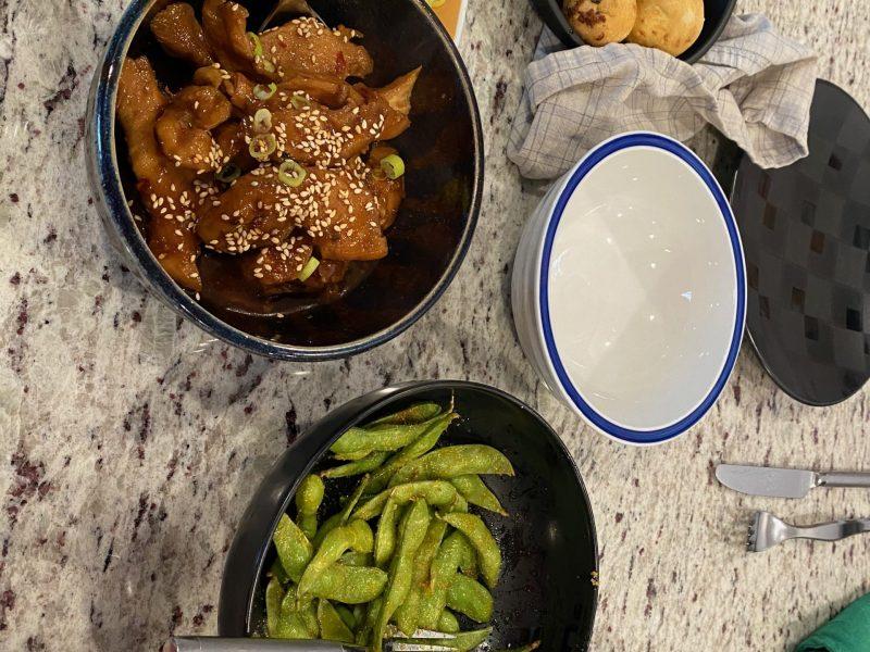 General Tso's Chicken - Crockpot
