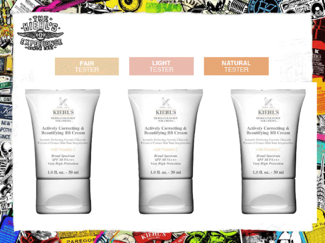 BB cream Kiehls