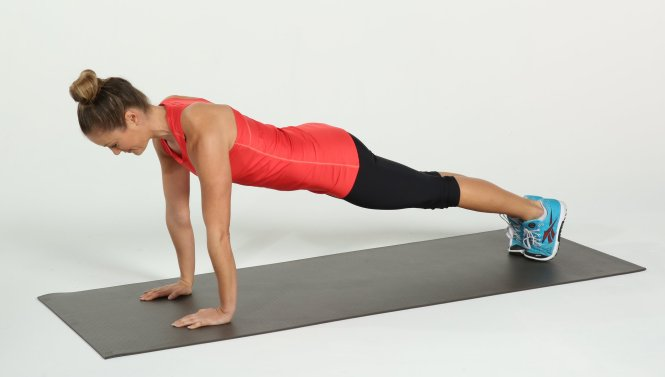 Straight-Arm-Plank