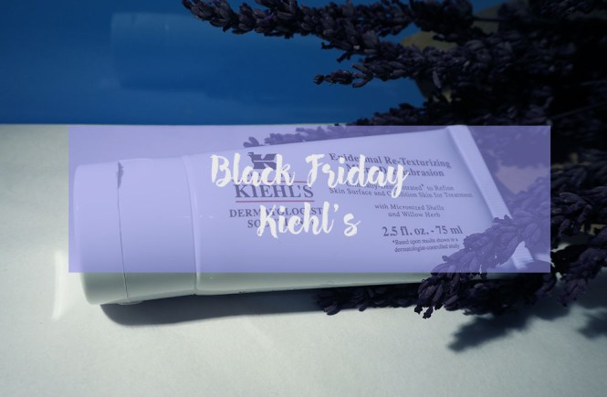 black friday-kiehls