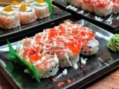 24 Aji Sushi crazy maki