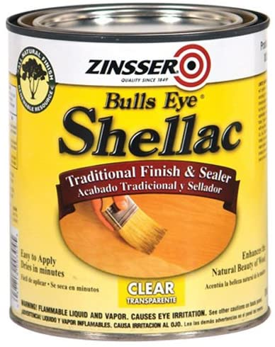 Bulls Eye Clear Shellac