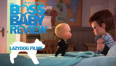 The Boss Baby starring Alec Baldwin Review