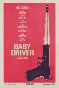 Baby Driver poster from IMDb.com