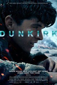 'Dunkirk' theatrical poster from IMDb.com