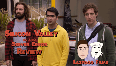 'Silicon Valley' 'Server Error' Review
