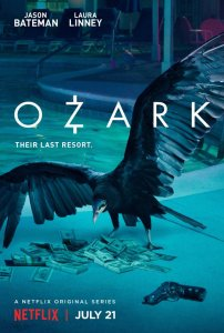 Ozark Season One Poster from IMDb.com, Netflix