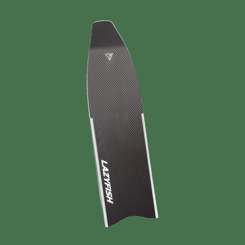 Pro- Pure Black Carbon Fin Blades – Matte