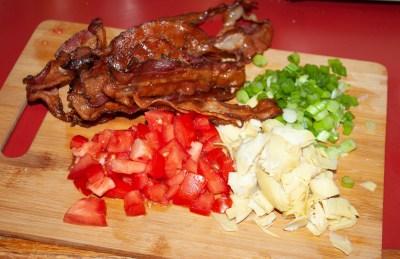 frittatta vegetables