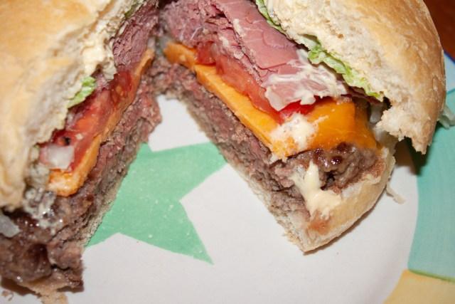 utah pastrami burger