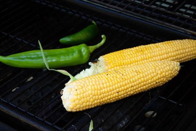 summer grilled