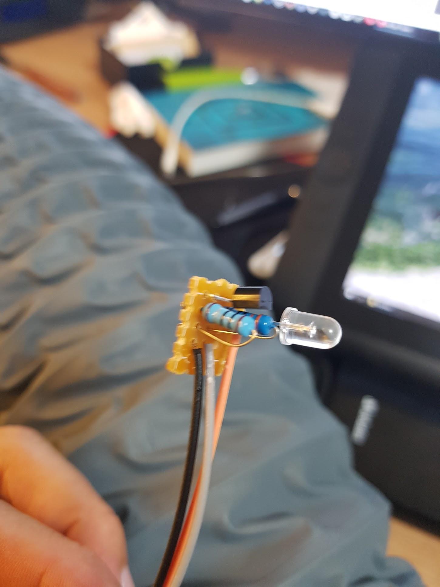 송신용 회로기판