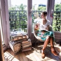 Céline Saby à Paris