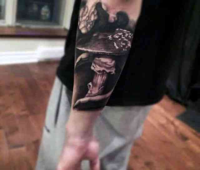 Small Arm Tattoos For Men