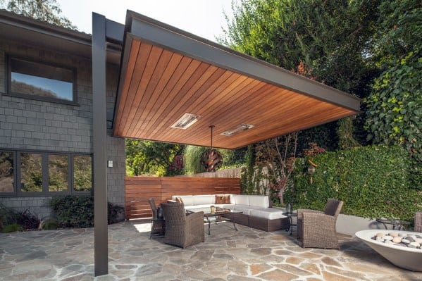 top 30 patio roof design ideas
